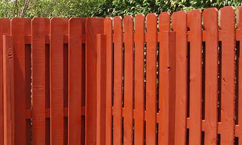 Fence Painting in Chattanooga TN Fence Services in Chattanooga TN Exterior Painting in Chattanooga TN